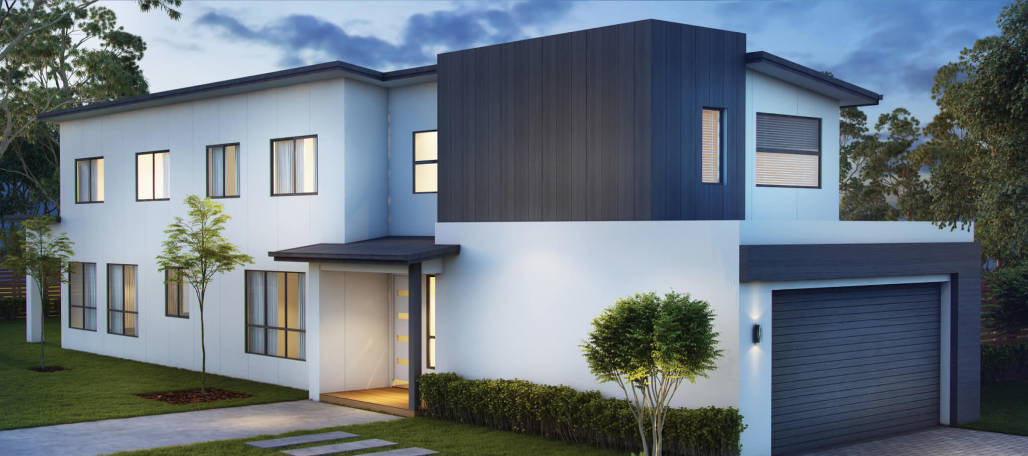 House Design Exterior Render