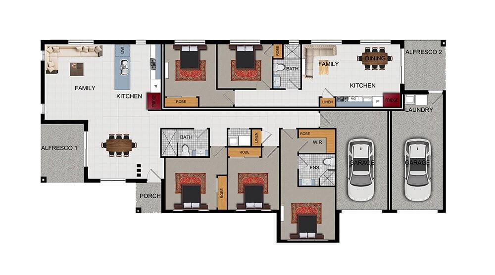 KYANITE Floor Plan