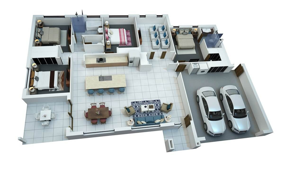 Pyrite Floor Plan